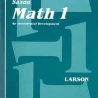 SaxonMath21