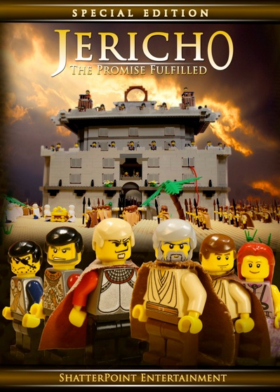 Jericho Lego DVD giveaway; injoyinc.com/ohjoy