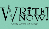 Write Now writing lessons; injoyinc.com