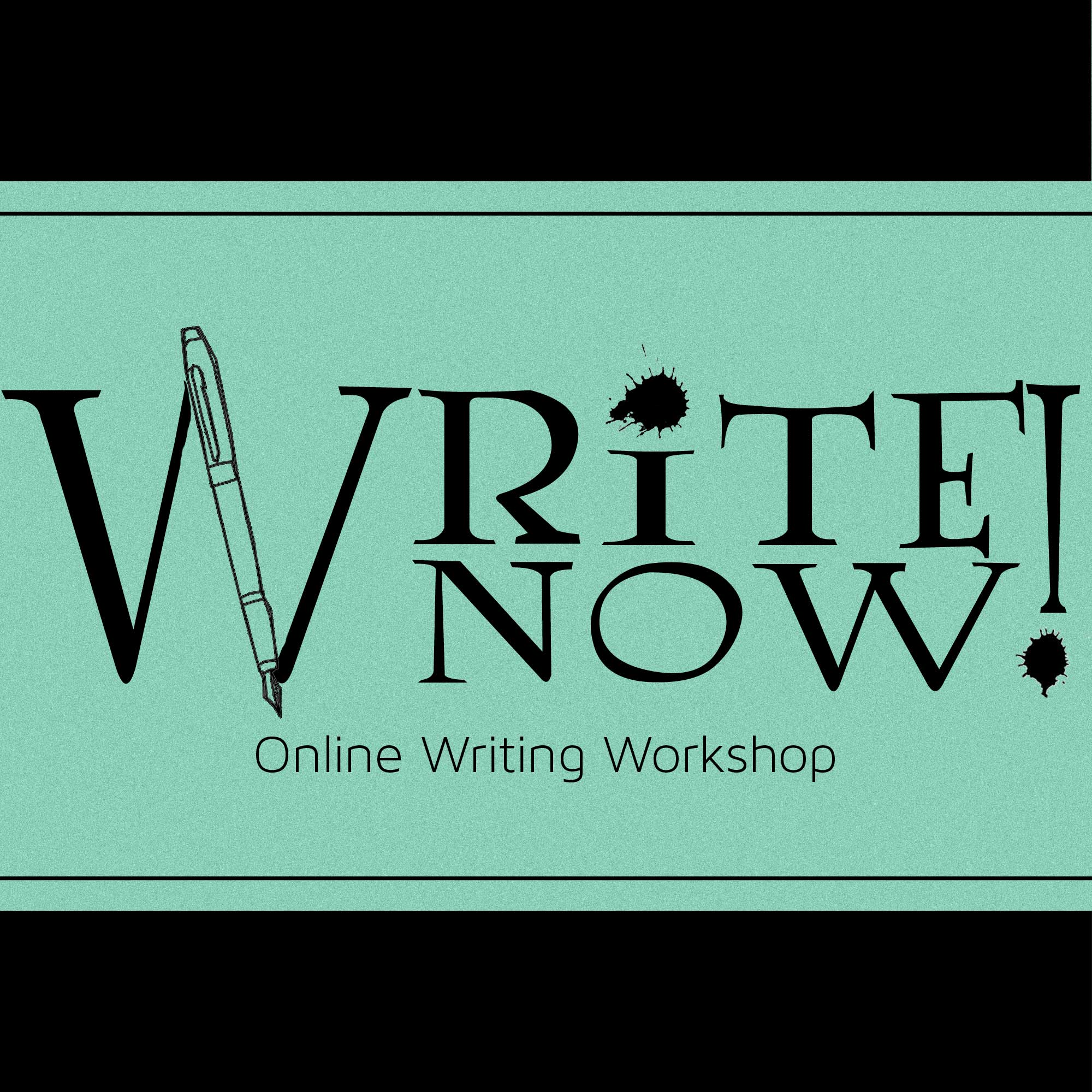 Write Now online writing workshop; injoyinc.com