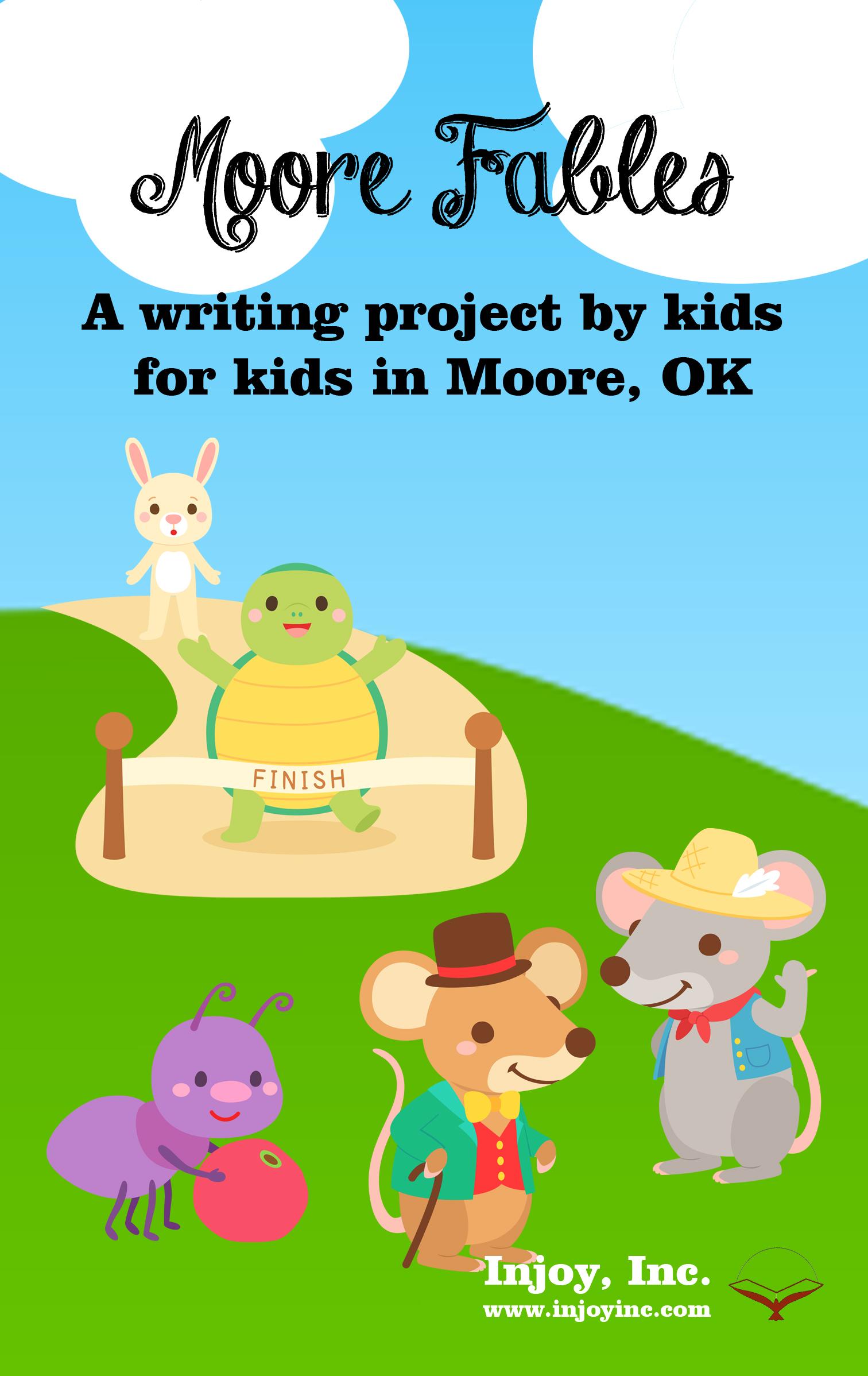 Moore Fables ebook; injoyinc.com