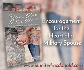 You Are Not Alone by Jen McDonald Now Available